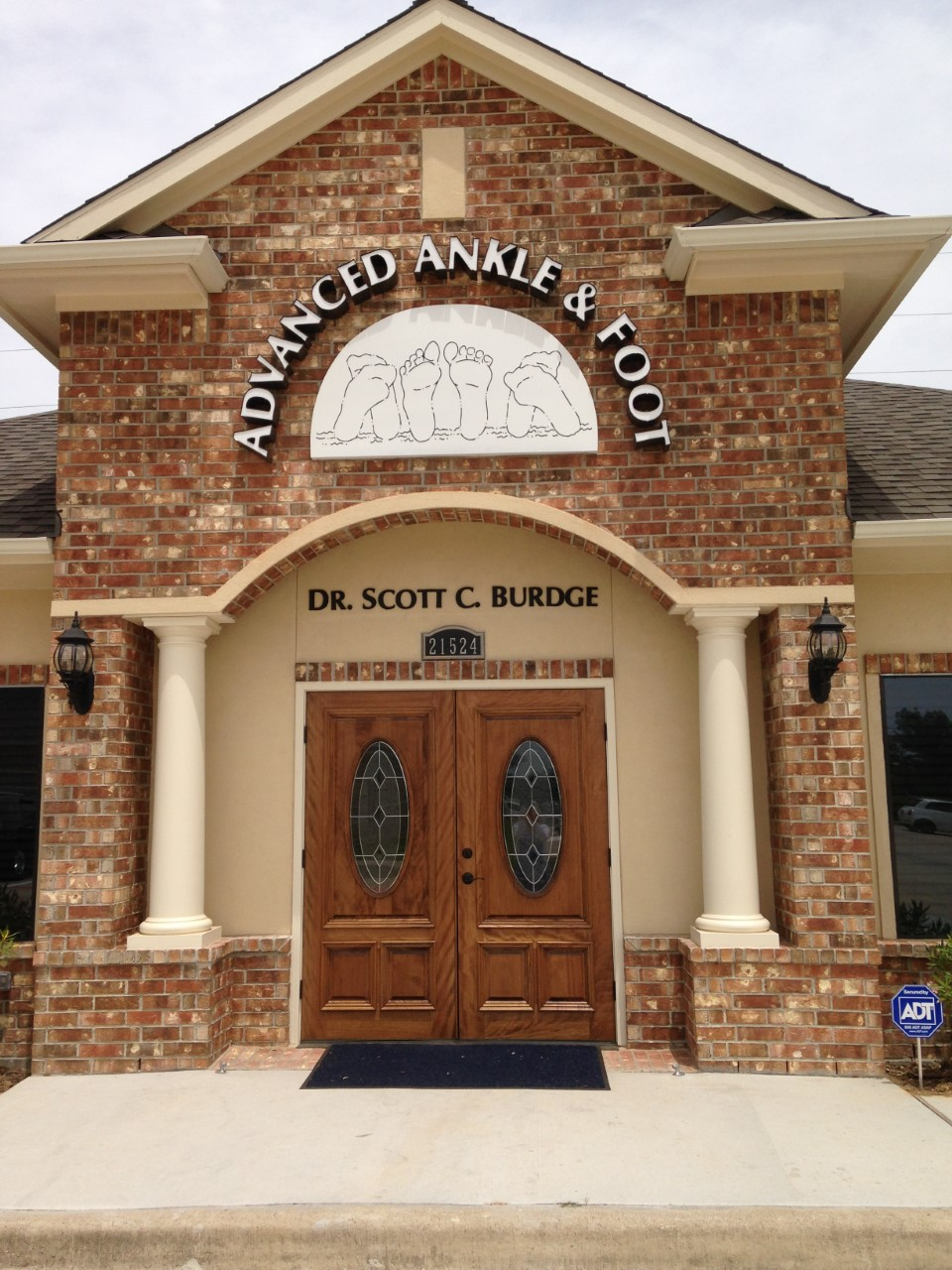 Advanced Ankle & Foot Podiatrist Katy Texas